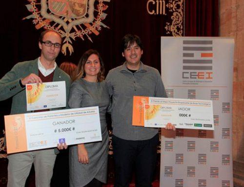 Premio al mejor proyecto empresarial de base tecnológica