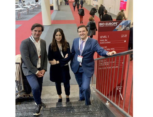 Microviable Therapeutics attends Bio Europe 2019, the most important continental forum in the field of Biotechnology