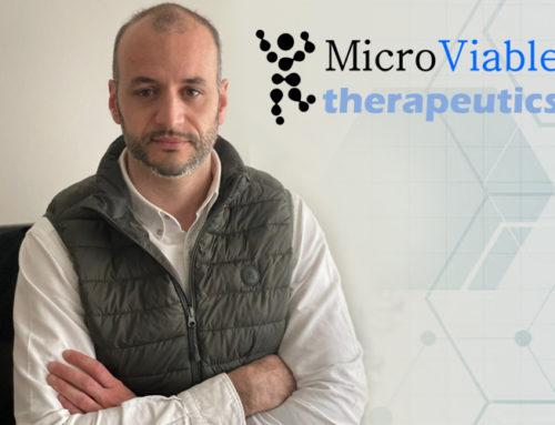 Claudio Hidalgo new CSO-CEO in Microviable Therapeutics