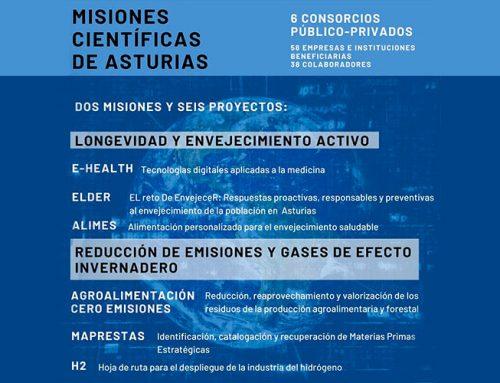 Microviable Therapeutics participa en el programa «Misiones Científicas» del Principado de Asturias