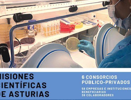 Microviable Therapeutics SL participa en el programa «Misiones Científicas» del Principado de Asturias