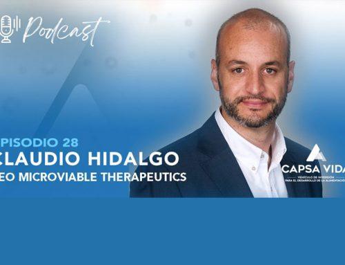 Nuevo podcast en microbiota, nutrición y salud por nuestro CEO Claudio Hidalgo